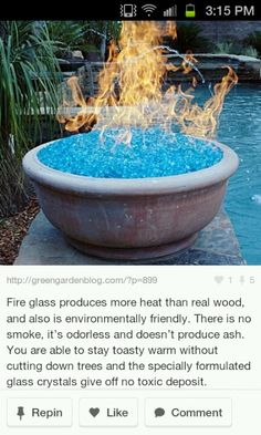 Firepit love this! !
