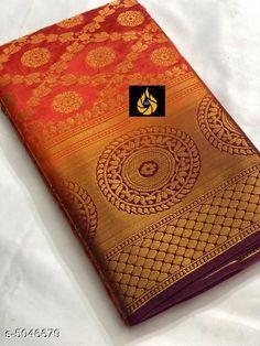 Sarees Kashvi Sensational Sarees Saree Fabric: Nylon Blouse: Running Blouse Blouse Fabric: Nylon Pattern: Woven Design Multipack: Single Country of Origin: India Sizes Available: Free Size   Catalog Rating: ★4.2 (559)  Catalog Name: Kashvi Sensational Sarees CatalogID_742145 C74-SC1004 Code: 777-5046679-6702