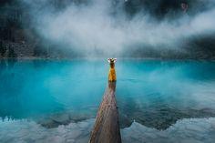OUR WILD WAYS — Mystical Waters by Elizabeth Gadd on Flickr.