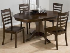 60 Round Kitchen Table Set