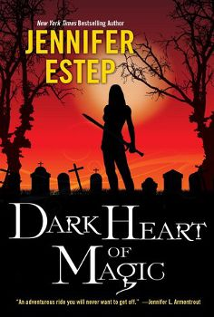 ★★★ Review: Dark Heart of Magic (Black Blade, #2) by Jennifer Estep || pinkindle.net