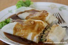 About Asian food      Chinese      Filipino      Japanese      Korean      Malay      Thai      South Asian      Vietnamese      Recipe Box »    CASA Veneracion: Home cooking. Omnivorous. Delicious.  Lumpiang Ubod