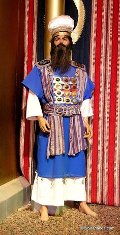 Our Rabbi Jesus - explains why Israelites were not to wear wool and flax together Priest Robes, Priest Costume, Priestly Garments, Biblical Costumes, High Priest, Bible Knowledge, Old Testament, Fancy Dress, Wool