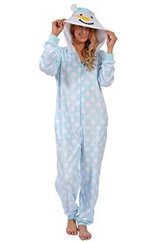 Leopard Hooded One Piece Footie Pajama Costumes