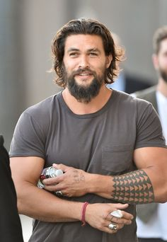 Pin for Later: 14 Interesting Facts You Might Not Know About Jason Momoa There's a Special Significance Behind That Tattoo on His Forearm
