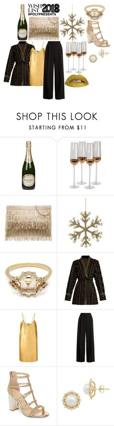 """""""#PolyPresents: Wish List #2"""" by kristinaroidas ❤ liked on Polyvore featuring Perrier-JouÃ«t, Posh Totty Designs, Mary Frances Accessories, Parlane, BEA, Dodo Bar Or, Manokhi, RED Valentino, Badgley Mischka and Lord & Taylor"""