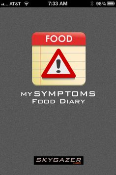 I love this app! I've been using it to track everything I eat and other factors that impact my body. It has helped me discover what foods I am not tolerating. Works perfectly alongside the Virgin Diet. Totally customizable.