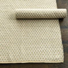 Wool Jute Diamond Rug  | Ballard Designs I probably the best value