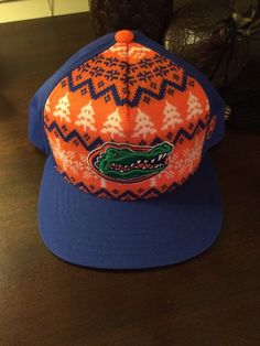 43f7e03a37d Top Of The World Baseball Hat Florida Gators Football  TopoftheWorld   FloridaGators World Baseball