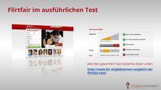 http://www.ihr-singleboersen-vergleich.de/flirtfair-test/ Flirtfair - über 3,5 Mio. Mitglieder suchen und finden hier heiße Affären und erotische Abenteuer. Für Frauen komplett kostenlos!