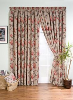 "Magnolia Antique Red Ready Made Curtains Fully Lined (Antique Red, 66"" x 72"" (168cm x 183cm)) , http://www.amazon.co.uk/dp/B00BNFGSGG/ref=cm_sw_r_pi_dp_fWAtrb0E653BW"