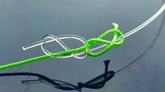 Fishing Knots Braid, Best Fishing Knot, Fishing Line Knots, Rope Knots, Fishing Rigs, Sport Fishing, Saltwater Fishing, Kayak Fishing, Gone Fishing