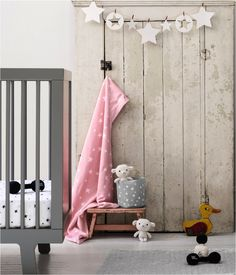 Discover this very cute collection of affordable baby bedlinen, towels, toys and more from H&M? It's adorable and not to be missed!