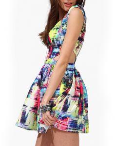 שמלת אלקטריקה