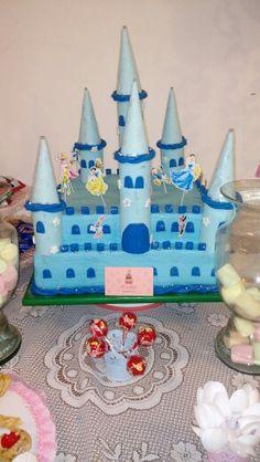Cake Princess  Castle