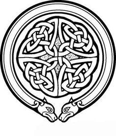 Celtic tattoo flash   Celtic Tattoo Flash-231