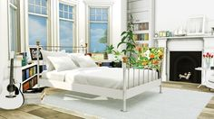 MXIMS - Bed and Plants Conversion ( By Request ) Boho...
