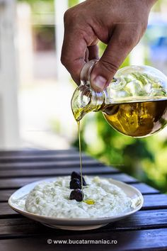 Tzatziki, Paste, Vegetarian, Ethnic Recipes, Blog, Greece, Blogging