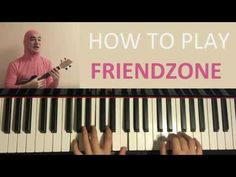 HOW TO PLAY - FILTHY FRANK (Pink Guy) - FRIENDZONE (Piano Tutorial Lesson)