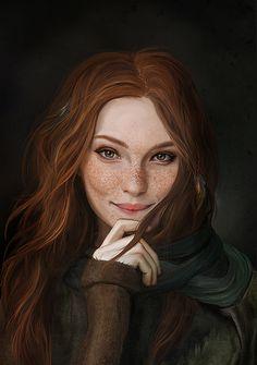 Fantasy Portraits, Character Portraits, Fantasy Women, Fantasy Rpg, Fantasy Characters, Female Characters, Fictional Characters, Character Creation, Character Art