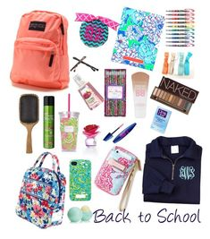 """Back to School Essentials 2013"" by lauryntamia ❤ liked on Polyvore"