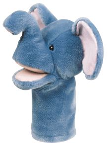 several different animal puppets with moving mouths at this site.  $13.95 ea puppets | multicultrual | monkey mitt