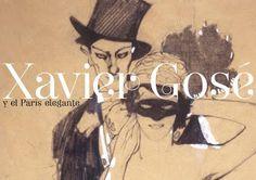 COLORES CON ARTE: XAVIER GOSÉ, GENIAL ILUSTRADOR DE ESTILO MODERNIST...