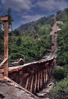 Mystery Of History, Bridges