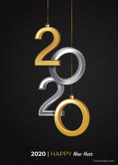 Awesome collection of happy new year images Save these images and share with your loved ones and social media status/post. Happy New Year Images, Happy New Year 2020, Birthday Cards For Girlfriend, 3d Logo, E Cards, Albums, Calendar, Wallpapers, Gallery