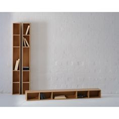 (Motley slim bookcase :skandium) £250!