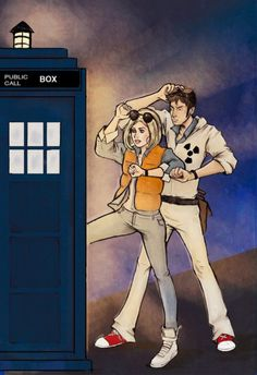 Doc & Rose - The Mary Sue