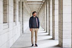 Ben Sherman Harrington - Navy Blazer | MF10376 B51 | 109€ | Jetzt im stickabush Sneaker Online Shop bestellen!