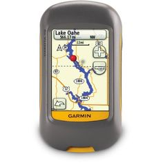 Garmin Dakota 10 Waterproof Hiking GPS - Outdoor navigation meets touchscreen simplicity in Dakota 10. This rugged, palm-sized navigator boasts touchscreen navigation, high-sensitivity GPS with HotFix satellite prediction, and a worldwide basemap in one affordable, power-packed punch.