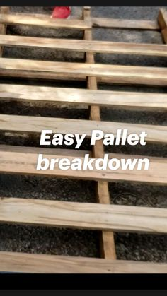 Diy Furniture Plans Wood Projects, Small Wood Projects, Woodworking Projects That Sell, Diy Pallet Furniture, Diy Pallet Projects, Woodworking Crafts, Woodworking Plans, Woodworking Furniture, Pallet Ideas