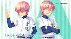 "Dia no Ace / ""Ace of the Diamond"" anime end cap (2015)"