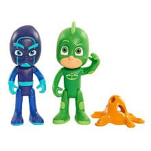 Coming Soon! PJ Masks Duet Figure Set  Gekko and Night Ninja