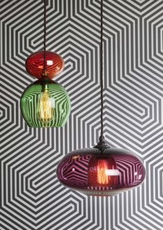 Curiousa & Curiousa Bubble pendant lamp