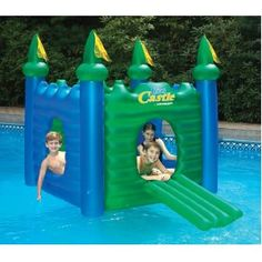 CoolCastle Floating Habitat Pool Float Toy