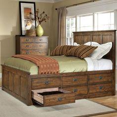 die besten 25 kopfteile mit speicher ideen auf pinterest kopfteil mit regalen bettrahmen mit. Black Bedroom Furniture Sets. Home Design Ideas