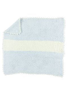 'Cozy Chic' Striped Receiving Blanket