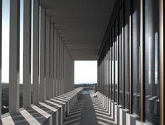 David Chipperfield | MUSEUM OF MODERN LITERATURE, MARBACH AM NECKAR, GERMANY