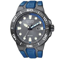 Citizen Mens Sport Eco-Drive Watch