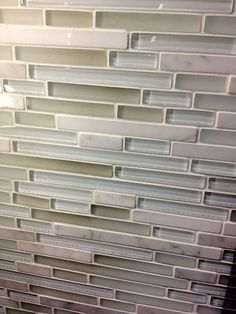 Kitchen backsplash. Maybe in slate orother colors. Perfect for my kitchen since it would be in a smallarea. Not to busy then.