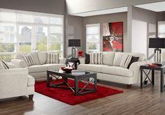 Evansdale   7 Pc Sleeper Living Room