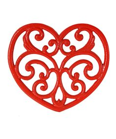 Another great find on #zulily! Heart Trivet by A&B Home #zulilyfinds