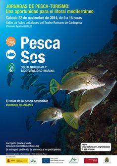 I Jornadas de Pesca-Turismo. Estas jornadas, organizadas en el marco del Proyecto PescaSOS, tienen como objetivo dar a conocer el potencial turísitico de la actividad pesquera tradicional y favorecer la puesta en marcha de nuevas iniciativas que complementen la renta de los pescadores profesionales o generen nuevas oportunidades de turismo sostenible en el litoral. http://www.um.es/actualidad/agenda/ficha.php?id=191851