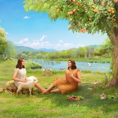The Story of Genesis: What Was God's Will Behind Adam Naming the Animals? Bible Lessons For Kids, Bible For Kids, Christian Devotions, Christian Songs, God Is, Word Of God, Jesus Appearance, Gods Guidance, Welcome To The Group