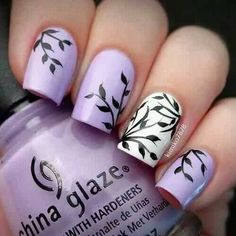 A manicure is a cosmetic elegance therapy for the finger nails and hands. A manicure could deal with just the hands, just the nails, or Fancy Nails, Diy Nails, Cute Nails, Pretty Nails, Fall Nail Art Designs, Cute Nail Designs, Simple Designs, Fabulous Nails, Gorgeous Nails