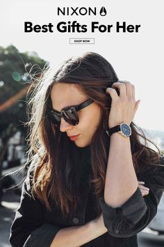 Our unique Nixon women's watches range from dainty and modern to contemporary and classic. Shop online today for your favorite women's Nixon watch. Best Gifts For Her, Women's Watches, Preppy Style, Best Sellers, Amazing Women, Shop Now, Classic, Check, Shopping