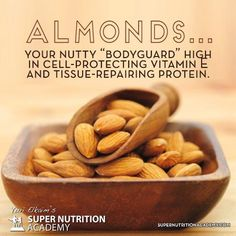 Almonds forever!
